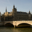River Seine — Stock Photo