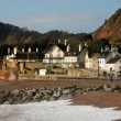 Sidmouth, England — Stock Photo