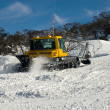 Snow Grooming - Stock Photo