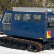 Snow Transport Vehicle — Stock Photo #2241877