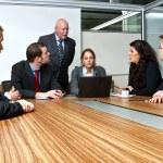 Office Meeting — Stock Photo