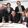 Discussing Plans — Stock Photo
