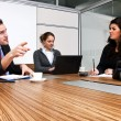 Office Discussion — Stock Photo