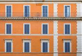 Edificio de departamentos — Foto de Stock