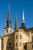 St Michael's Church, Luxembourg — Stock Photo