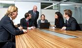 Office Meeting — Foto de Stock