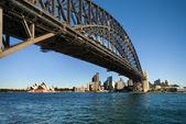 Sydney Harbour Bridge — Stock Photo