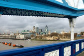 A View of London — Stock Photo