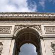 Royalty-Free Stock Photo: Arc de Triomphe