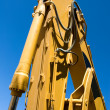 Hydraulic Arm - Stock Photo