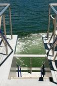 Back o' the Boat — Stock Photo