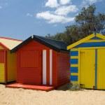 Beach Huts — Stock Photo #2640205