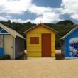 Beach Huts — Stock Photo #2640371