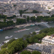 Foto Stock: River Seine