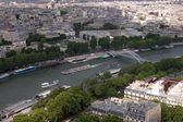 The River Seine — 图库照片