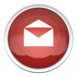 Stock Photo: Mail on Icon