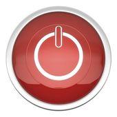 Shutdown Icon — Stock Photo
