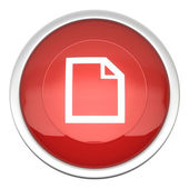 Files icon — Stock Photo