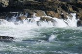 Rock waves — Stock Photo