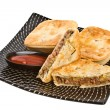 Meat Pies - Stock Photo