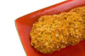 Anzac Cookies — Stock Photo
