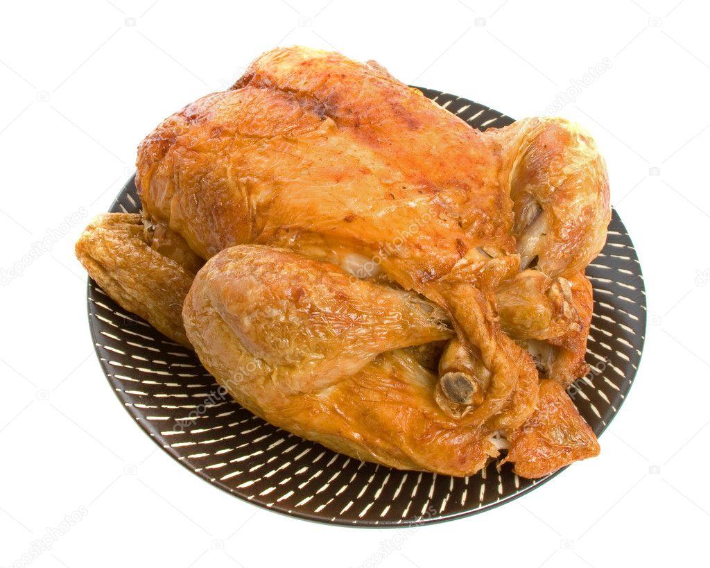 Roast Chicken — Stock Photo © bluewren #2240913