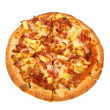 Royalty-Free Stock Photo: Hawaiian Pizza