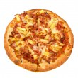 Hawaiian Pizza — Stock Photo