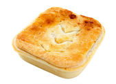 One Meat Pie — Stock Photo