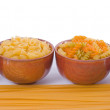 Selection of Dry Pasta — Stock Photo #2267291