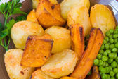 Roast Vegetables — Stock Photo