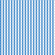 Blue Gingham Seamless Background - Stock Photo