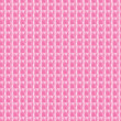 Pretty In Pink Seamless Background - Stock Photo