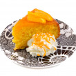 Moist Orange Cake — Stock Photo #2462214