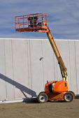 Cherry Picker — Stock Photo