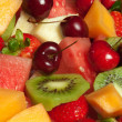 Fresh Fruit Platter — 图库照片
