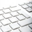 Stock Photo: Keyboards