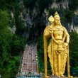 Batu caves temple — 图库照片