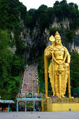Batu caves temple — Stock Photo