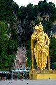Batu caves temple — Stock Photo