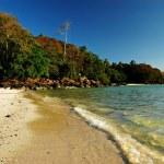 Phi Phi beach — Stock Photo
