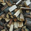 Chopped wood — Stock Photo #2244404