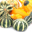 Pumpkins 4 - Stock Photo