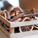 Cinnamon and orange 3 — Stock Photo #2245775