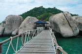 Koh Nang Yuan — Stock Photo