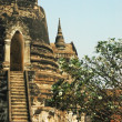 Ayutthaya — Stock Photo #2364637
