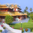Chinese house — Stockfoto #2364976
