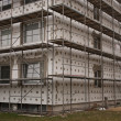Stock Photo: Insulation on building