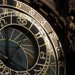 Astronomical clock — Stock Photo #2231627