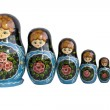 Matryoshka dolls — Stock Photo #2234893